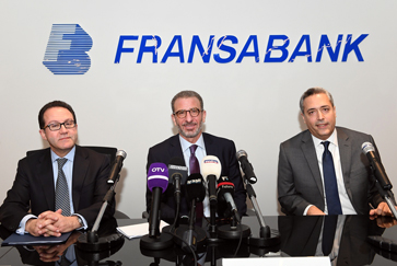 Fransabank and Vitas Donation Ceremony as part of Microloans Programs